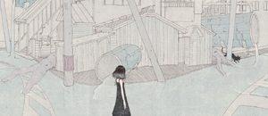 Kidkanevil「My Little Ghost」~Kidkanevilが描く、ゴーストチャイルドに映る東京